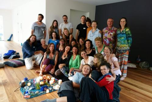 Sound Soulsters at the Kookaburra health retreat small